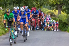 The peleton, Tour of Britain 2018