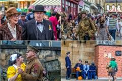 World War II weekend, Pickering