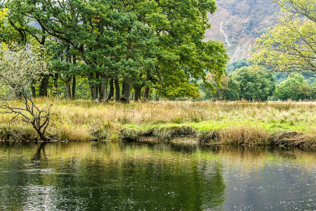 River Cocker near Crummock Water