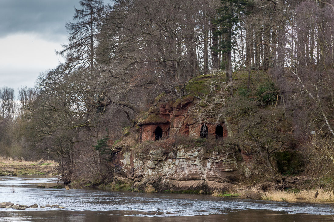 Lacy's Caves, River Eden