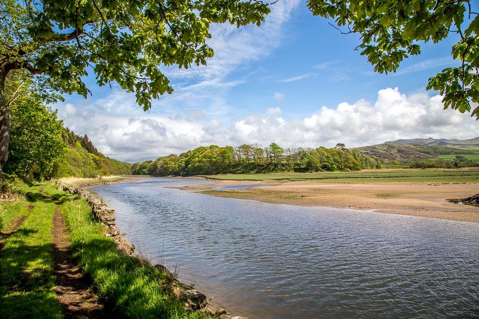River Esk near Ravenglass