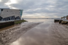 River Hull and the Deep