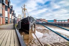 Arctic Corsair, River Hull