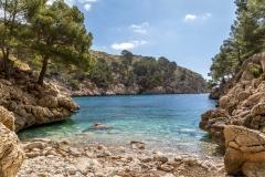 Cala en Gossalba, Mallorca