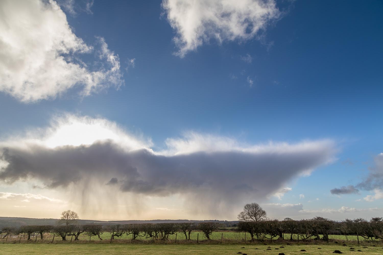 North Yorkshire skies