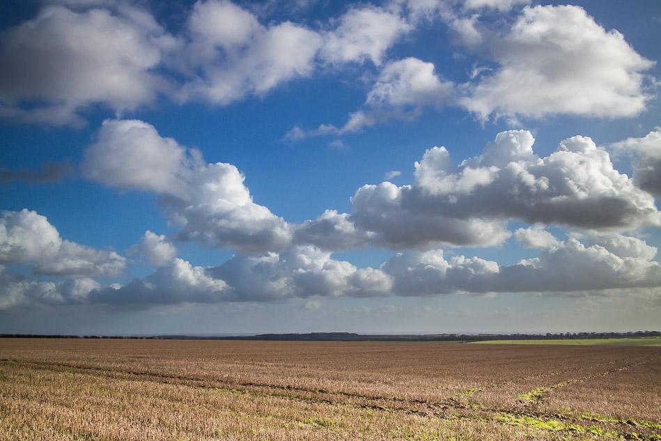 East Yorkshire skies