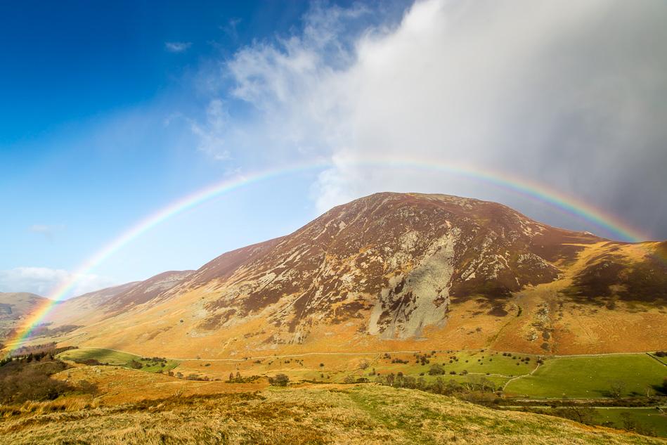 Rainbow Lake District