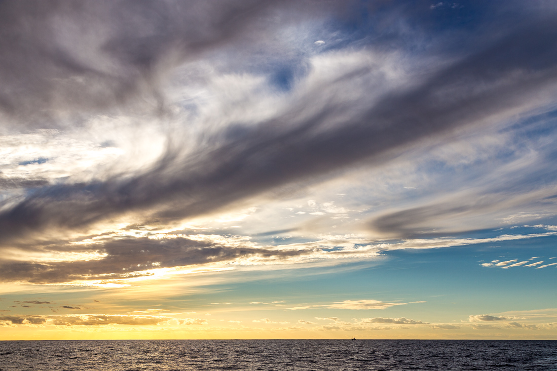La Palma skies