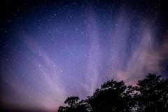 Starry skies over Lorton Vale
