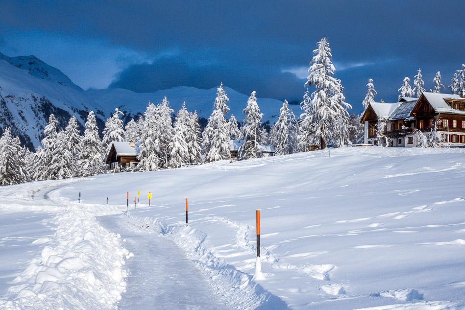 Philosopher's Trail, Swiss Alps
