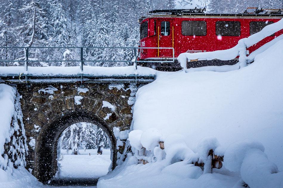 Spinas, Swiss Alps