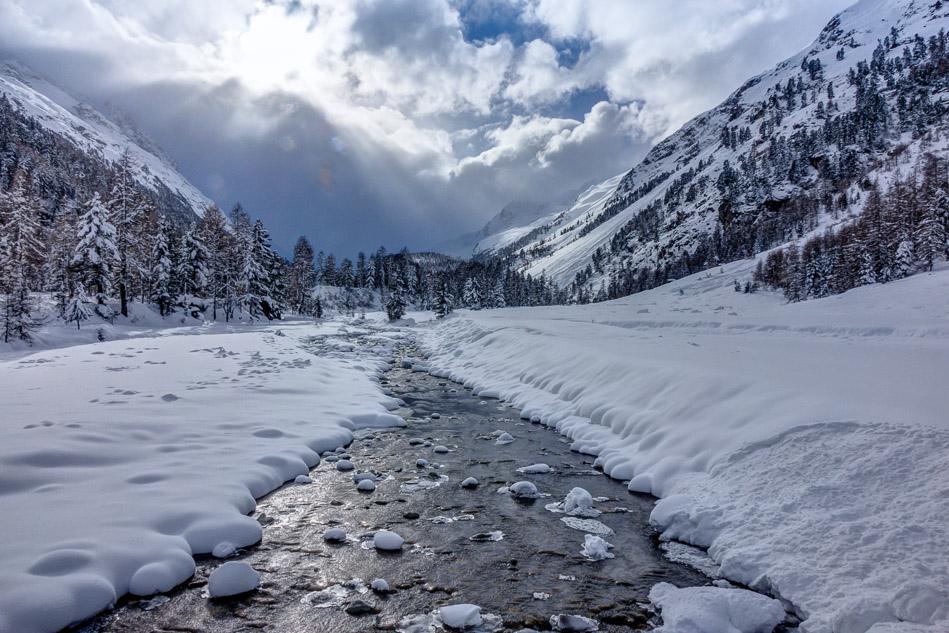 Val Roseg, Swiss Alps
