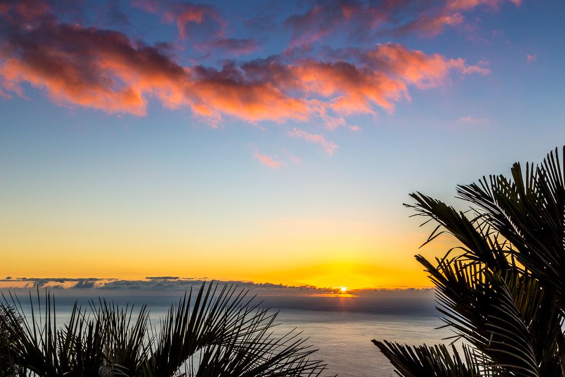 La Palma sunset