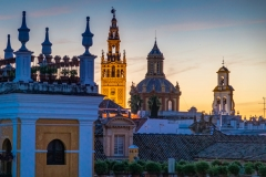 Giraldi Tower, Seville
