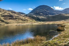 Styhead Tarn, Great Gable