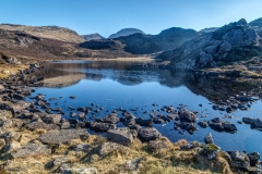 Blackbeck Tarn, Haystacks