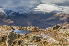 Tarn on Place Fell