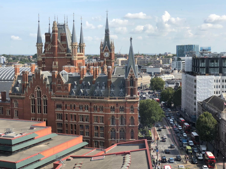 St Pancras, London
