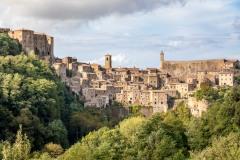 Sovana, Tuscany
