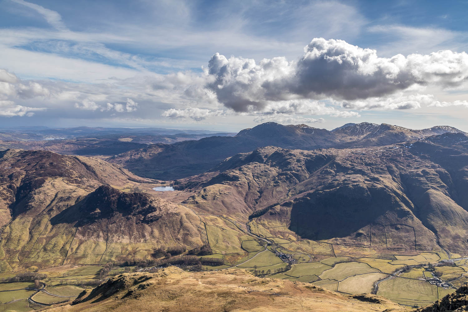 View from Harrison Stickle