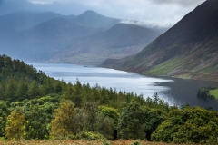 Crummock Water from Lanthwaite Hill