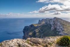 Cap de Formentor from El Fumat, Mallorca