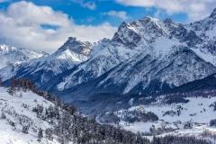 Tarasp Castle, Swiss Alps