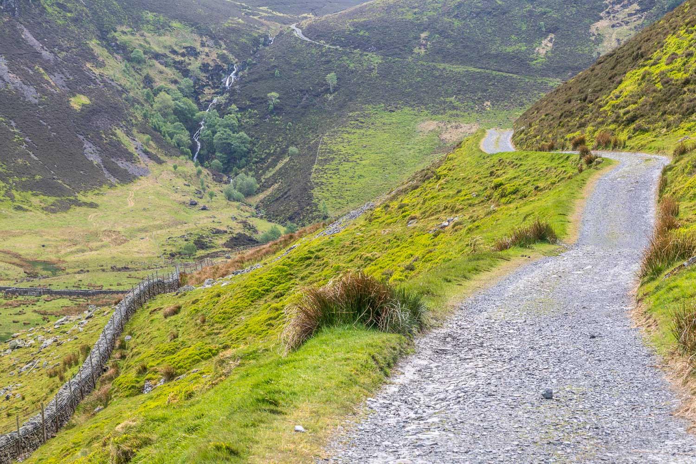 GrWhitewater Dash Falls, Cumbria Way