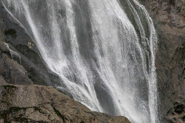 Rhaeadr-fawr, Aber Falls