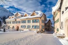 Hotel Meisser, Guarda