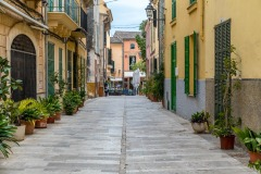 Alcudia Old Quarter