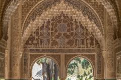 Alhambra, Mirador de Lindaraja