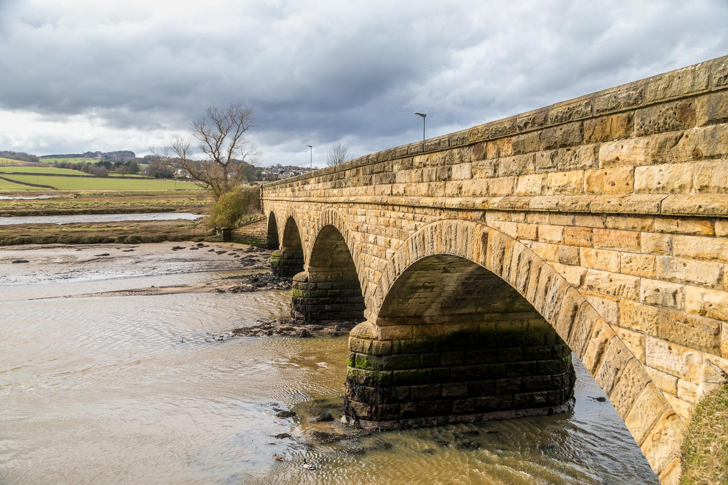 Duchess Bridge, Alnmouth