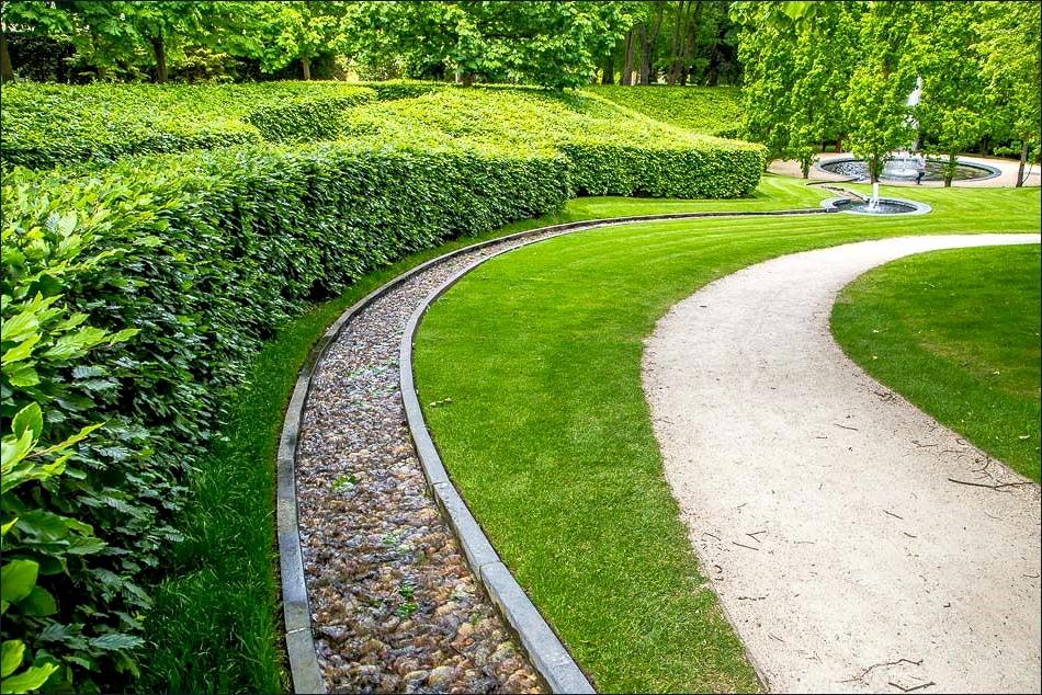 Grand Cascade, Alnwick Garden