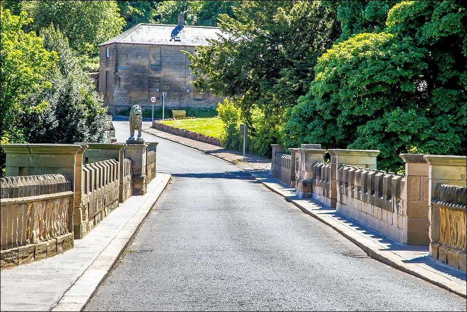 Lion Bridge, Alnwick