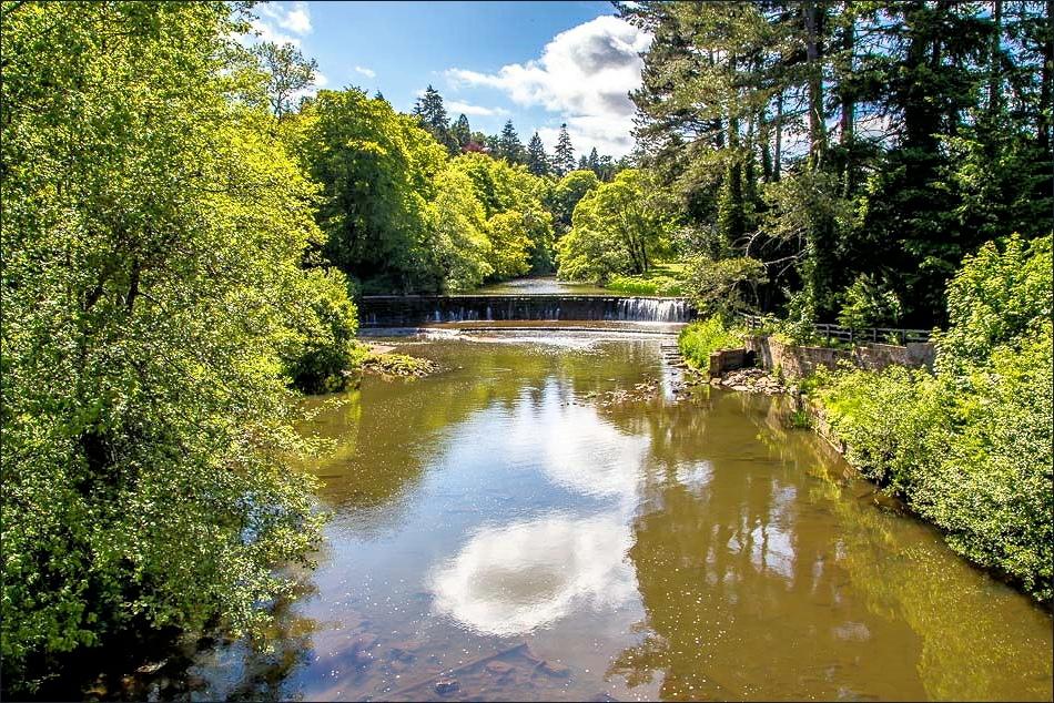 River Aln, Alnwick walk