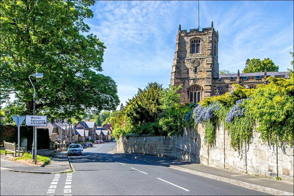 St Michael's Church Alnwick