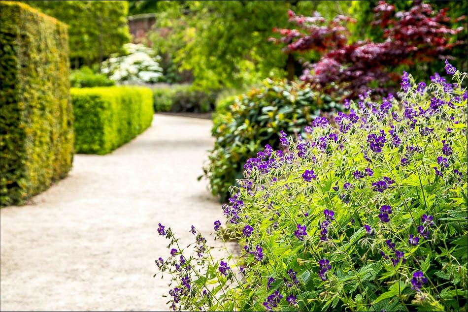 Ornamental Garden, Alnwick Garden