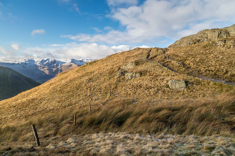 Angletarn Pikes walk, Satura Crag