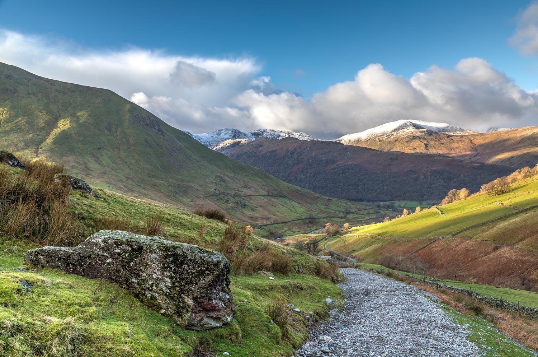 Angletarn Pikes walk, St Sunday Crag
