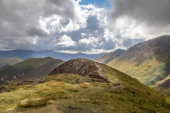 Ard Crags and Knott Rigg