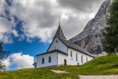 Santa Croce Church  Dolomites
