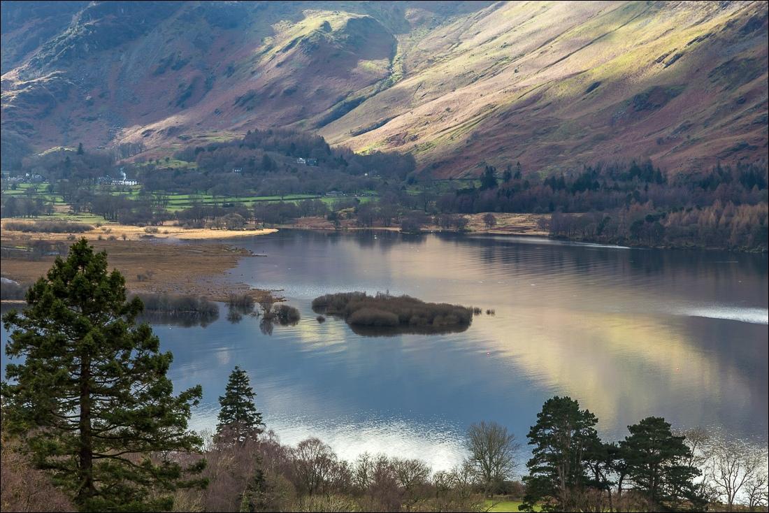 Falcon Crag walk, Borrowdale walk, Derwent Water