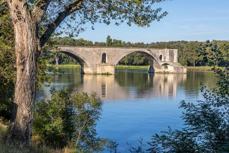 Le Pont d'Avignon.