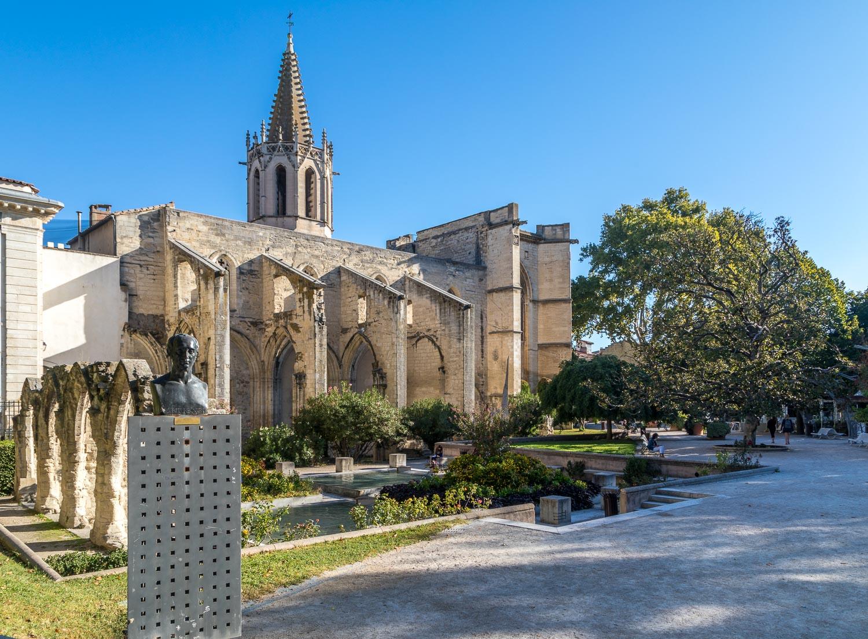 Avignon, Square Agricol Perdiguier