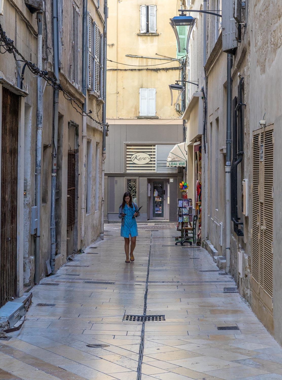 Avignon town