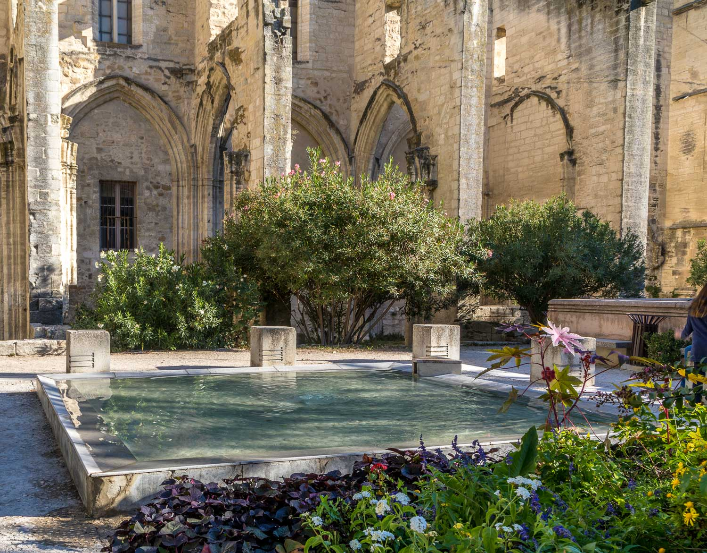 Avignon, Temple St Martial