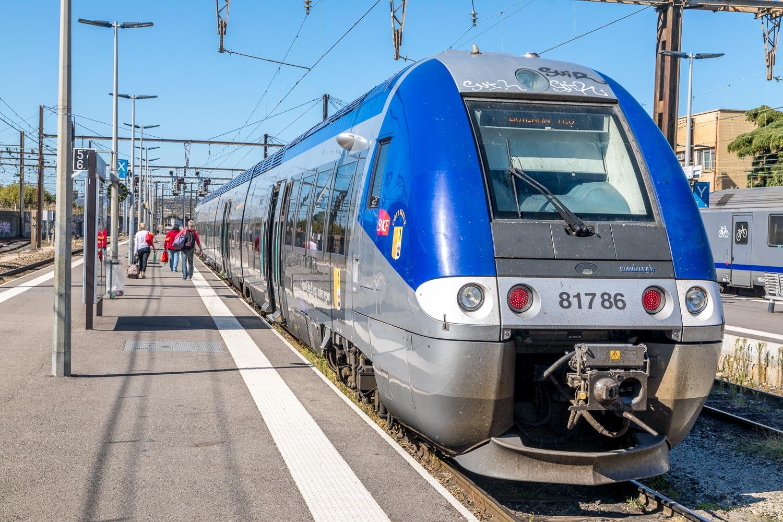 Avignon station