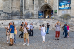 Avignon Papal Palace photographers