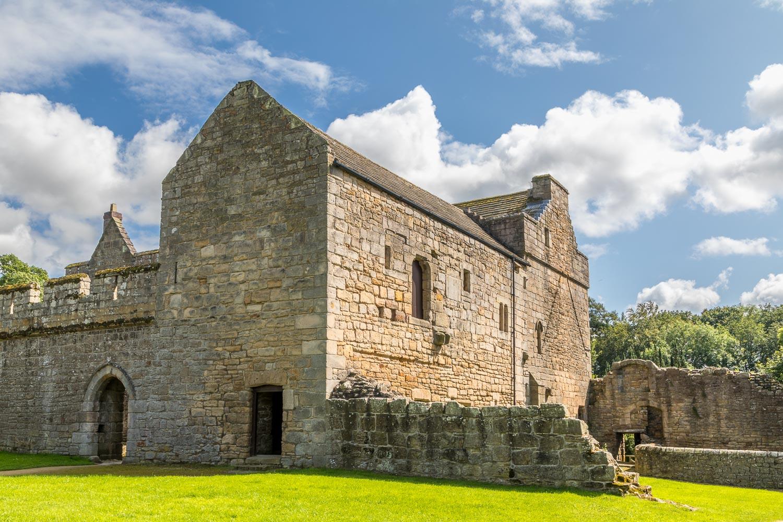 Corbridge walk, Aydon Castle